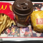 【おてごろマック】マクドナルドの新メニュー「エグチ」を食べてきました!!