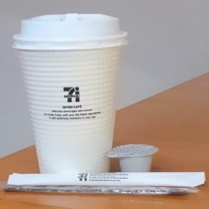セブンカフェのコーヒー(Lサイズ)