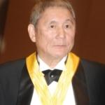 北野武監督、フランス政府よりレジオン・ドヌール勲章を受章……で、思い出した話